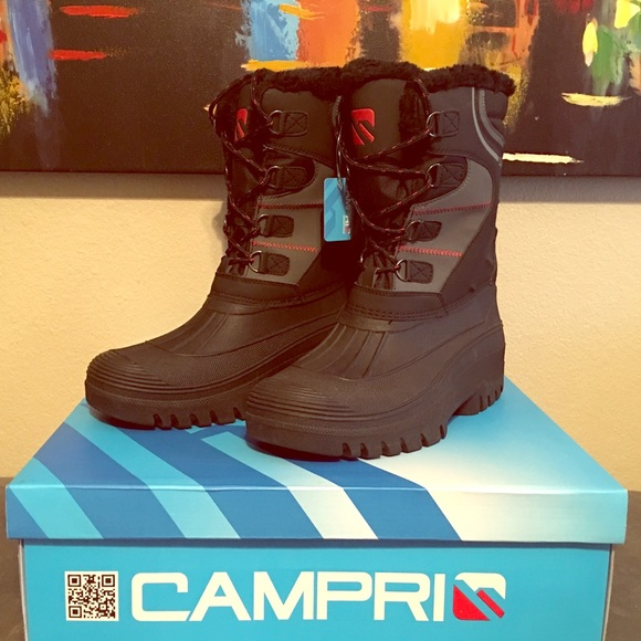 Campri Shoes Final Drop Mens Snow Boots Nwt Poshmark